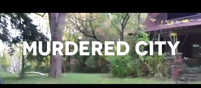 Murdered City music video