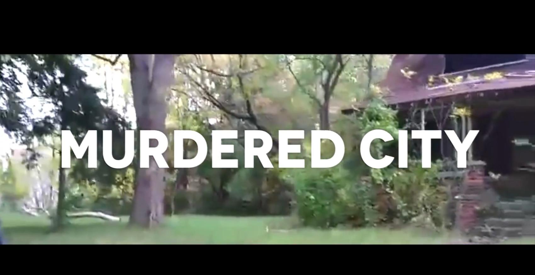 Murdered City music video