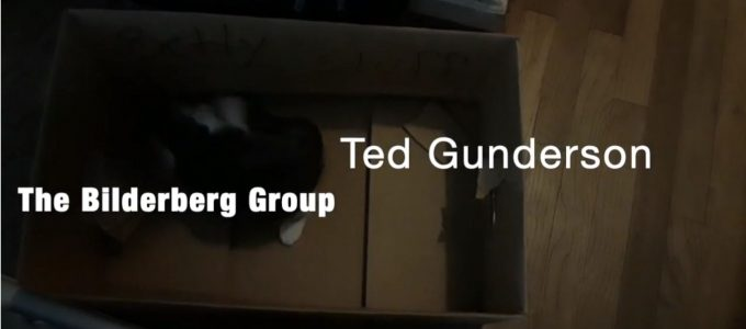 Ted Gunderson Music Video Still