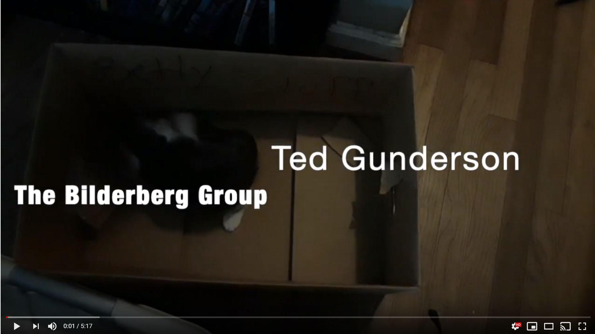 Ted Gunderson Music Video Still